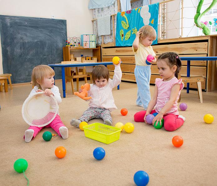 Jak wyposażyć żłobek zgodnie z metodą Montessori?